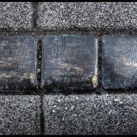 Gustav Joseph geboren: 2. Juli 1890 in Solingen, gestorben: 3. Januar 1939 im KZ Dachau - Arnold Joseph: geboren: 8. Juli 1895 in Solingen, gestorben: im KZ Auschwitz, verschollen - Walter Joseph: geboren: 20. Mai 1903 in Solingen, gestorben: verschollen, Золинген