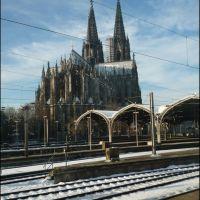 Der Dom zu Köln 2009, Кёльн