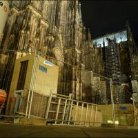 Dom Baustelle Köln - Cathedrals construction place Cologne, Кёльн