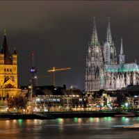 Cologne Cathedral, Кёльн