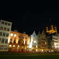 DE - Köln / Cologne - Rheinpanorama, Кёльн
