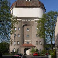 Wasserturm Hohenbudberg, Duisburg-Rheinhausen, Крефельд
