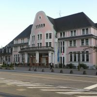 Leverkusen - Bayerwerk Kasino, Леверкузен