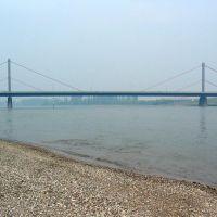 Autobahnbrücke zw.Köln-Merkenich und Leverkusen, Леверкузен