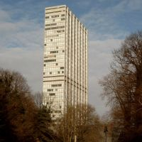 Bayer Hochhaus Leverkusen, Леверкузен