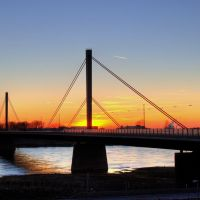 Rheinbrücke, Леверкузен