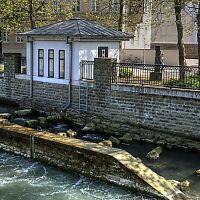 Pegelgebäude mit Fischtreppe, Липпштадт