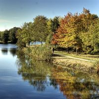 Herbst im Grünen Winkel, Липпштадт