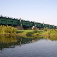 neue Kanalüberführung (Weserkreuz), Минден