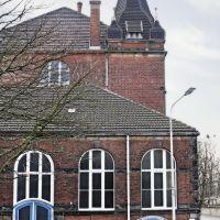 Hafenschule, Минден