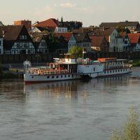 Minden, Weserschifffahrt, Минден