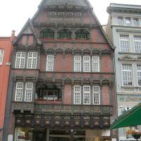 """MINDEN  - Haus """"SCHMIEDING"""" am Markt, Минден"""