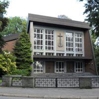 IGLESIA DE LOS APÓSTOLOS NUEVOS - Hausberger Strasse esq. Kurfuerstenstrasse - Minden - Westfalia - Alemania, Минден