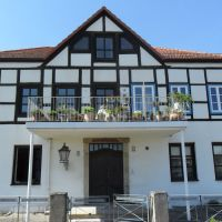 casa de Gottfried Brueggemann (1792) - WESERSTRASSE 8 - Minden - Westfalia - Alemania, Минден