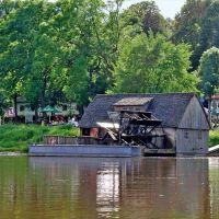 Schiffmühle an der Weser – Minden - (C) by Salinos_de NW, Минден