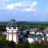 Wasserturm - Blick vom Bethesda-Krankenhaus, Монхенгладбах