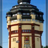 "Der ""neue"" Wasserturm (2008), Монхенгладбах"
