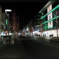 Hindenburgstr. in Weihnachtsstimmung (2008), Монхенгладбах