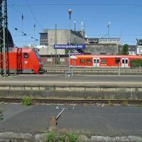 Mönchengladbach HBF; Züge, Монхенгладбах