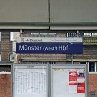 Münster HBF, Мюнстер