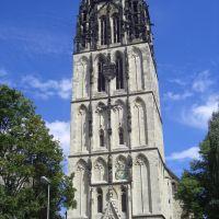 Überwasserkirche, Münster, Мюнстер