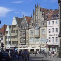 Roggenmarkt, Münster, Мюнстер