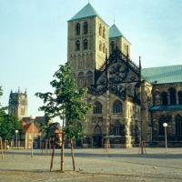Domplatz 1976, Мюнстер