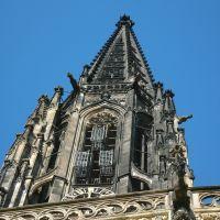 Die Ketzerkäfige im Turm der Lambertikirche, Мюнстер