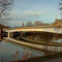 View on Torminbrücke, Мюнстер