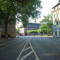 Oberhausen Altstadt-Mitte  ( Polizeipräsidium ) Poststr.  Juli 2009, Оберхаузен