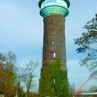 {©RH} Wasserturm in Oberhausen, Оберхаузен