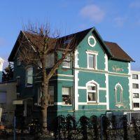 Haus auf der Heidestraße, Оберхаузен
