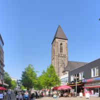 Kirche auf der Marktstraße, Оберхаузен