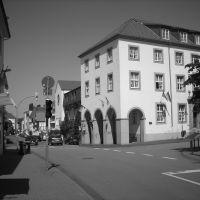 Paderborn     Giersstraße.    August 2009, Падерборн