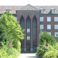 Paderborn   ( Katholische Hochschule Nordrhein-Westfalen )     August 2009, Падерборн