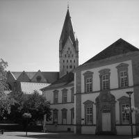 Paderborn  (  Paderborner Dom / Stadtbibliothek ,ehem. Domdechanei )     August 2009, Падерборн