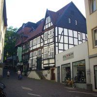 Paderborn    Weberberg.   August 2009, Падерборн