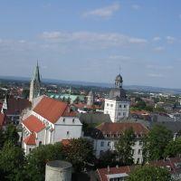 Paderborn von oben, Падерборн