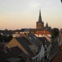 Blick über die Ratinger Altstadt, Ратинген