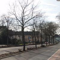 Rua arborizada de Ratingen, Ратинген
