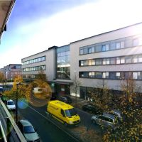 Ratingen - Neue Carlo-Emag-Str. 2-2 (Panorama), - ©HDRphoto 23.10.2012, Ратинген