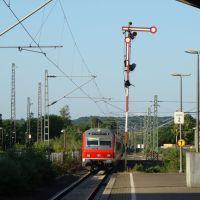 Bahnhof Ratingen Ost (S6) Juni 2012, Ратинген