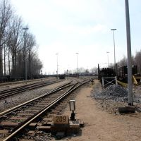 Rangierbahnhof Ratingen, Ратинген