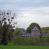 Wasserburg Haus zum Haus, Ratingen, Ратинген
