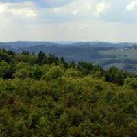 Aussichtsturm Hohe Hardt_Blick nach Süden, Рейн