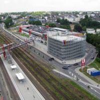 Parkhaus Bahnhof Remscheid, Ремшейд