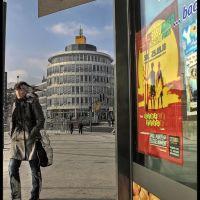 Der ADAC hat mit der neuen Geschäftsstelle einen architektonischen Akzent gesetzt, Ремшейд