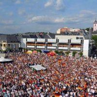 Siegen WM 2006 Eröffnung, Зиген