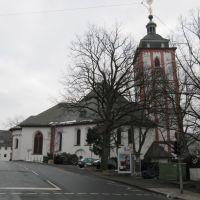 Nikolai church, Зиген