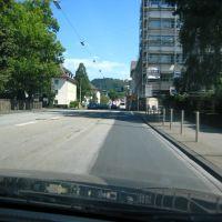 Siegen - Spandauer Strasse, Зиген